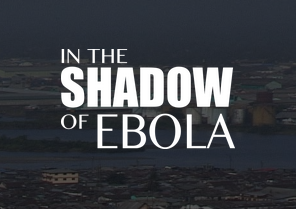 Shadow of Ebola Logo