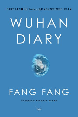 Wuhan Diary book cover
