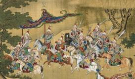 Ming Military Horses