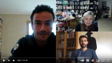 Interview with Lorraine Daston by Sébastian Dutreuil and Lino Camprubí