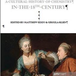 Book Cover: A Cultural History of Chemistry in the 18th Century